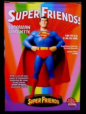 DC Comics Superman Super Friends Maquette Statue New from 2003 Limited