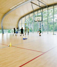 Used Taraflex Sports M Plus Flooring-Excellent Condition-Manufactured By Gerflor