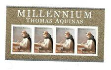 SPECIAL LOT Bhutan 2000 1318 - Thomas Aquinas - 200 Stamps - MNH Sheets