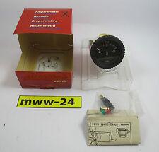 original VDO Amperemter Instrument NEU 52mm - für VW Audi Opel