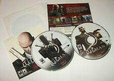 HITMAN: Contracts - CD-ROM - PC Game - DISCS Only