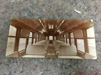 Interior Photo  of the New York & North Shore Traction Co Car #16 By Cox