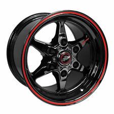 Race Star 93 Truck Star 15x10 6x5.50 29 Offset Black Chrome Wheel Rim