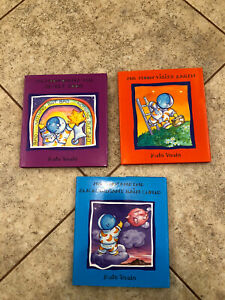 NEW Bundle of 3  Mr moon by Kate Veale young children's story reading books