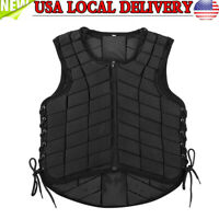 Safety Equestrian Horse Riding Vest Protective Body Protector Adult Size