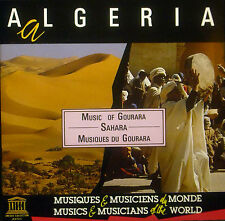 CD ALGERIA - music of gourara, sahara