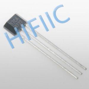 MLX90217LUA-CAA-000-BU 17CA Hall-Effect Geartooth Sensor TO92-3