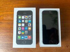 Apple iPhone 5s - 16GB - Black & Slate handset