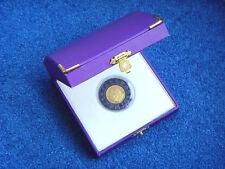 Sierra Leone, 75 dollars, 2005, Pope John Paul II, Gold & Niob, bi-metal, Rare