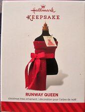 Hallmark 2014 - Runway Queen - NEW