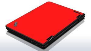 LidStyles Standard Colors Laptop Skin Protector Decal Lenovo Yoga 11e Chromebook