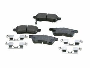 For 2005-2015 Nissan Xterra Brake Pad Set Rear Akebono 56575GD 2006 2007 2008