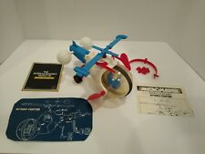 Micronauts- Hydro Copter- Motor works, Instructions, complete. Great condition!!