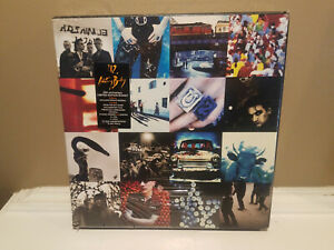 U2 Achtung Baby 20th Anniversary Limited Edition Boxset * NEW Sealed RARE