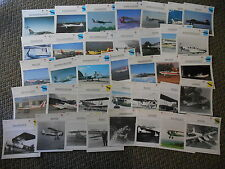 France French Trainers Military Warplanes Aircraft Lot 36 History Photo Cards