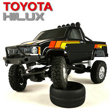 Thunder Tiger TOYOTA Hilux  1/12 PICK-UP TRUCK RTR 6603-F133-A1(US. regulations)