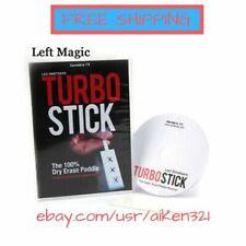 Turbo Stick (Gimmick+Dvd)- Magic Tricks Close-up Street Professional Magic Props