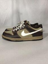 Nike Dunk SB 6.0 brown 314142-212 size 10.5