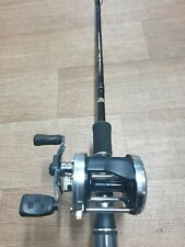 Abu Garcia Ambassadeur 6501C3 Left Hand Baitcaster Combo Made in Sweden NEW