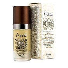 FRESH SUGAR LIP SERUM ADVANCED THERAPY 0.3 OZ FULL SIZE! NEW-BOX- AUTHENTIC!