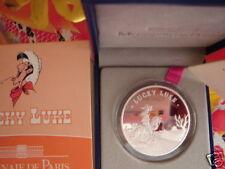 Frankrijk      2009     10 Euro Lucky Luke  PROOF   PP
