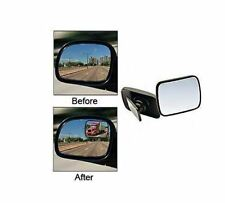 New 2pc Fully Adjustable Universal Blind Spot Mirrors Car Van Truck Safety Wing