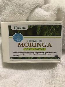 Organic Moringa Soap