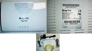 DrayTek Vigor 130 ADSL2+/VDSL2-Modem