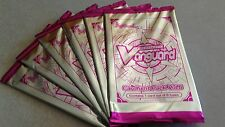6x Lot Cardfight Vanguard!! Cardfight Tournament Pack Vol. 5 Discounted Sealed