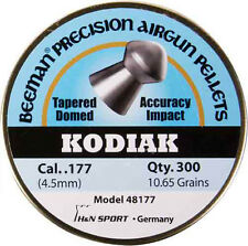 Beeman Kodiak Extra Heavy .177 Cal 10.65 Grains Domed 300ct