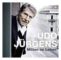 UDO JÜRGENS - MITTEN IM LEBEN  CD NEU