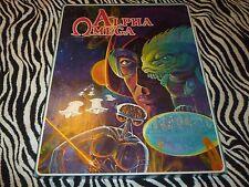 Alpha Omega Vintage Board Game