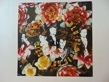 """""""Flesh for Lulu"""" Group Signed Album Cover Todd Mueller COA"""