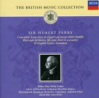 ubert Parry - The British Music Collection: Sir Hubert Parry [CD]