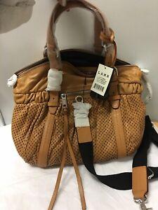 L.A.M.B. Gwen Stefani Designer Satchel  Orion Handbag