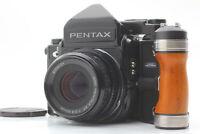 [Near MINT] Pentax 67 TTL Late Mirror Up Camera SMC 90mm f/2.8 Lens From JAPAN