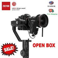45%Off! Zhiyun Crane2 Gimbal Stabilizer with Follow Focus Kit for Dslr