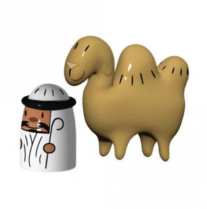 ALESSI Xmas Amir & Camelus AMGI23SET FREE DELIVERY
