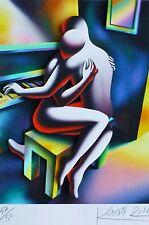 "MARK KOSTABI ""Embracing desire"" 3D CONSTRUCTION HAND SIGNED URBAN ART US ARTIST"