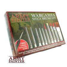 Army Painter Mega Brush Set 10 Brushes ST5113