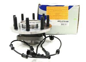 NEW Centric Wheel Bearing & Hub Front 402.67016E Dodge Ram 2500 3500 4WD 2006-08