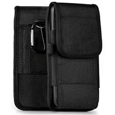 Cell Phone Belt Case for Nokia C2-01 Complete Protection with Double Belt Loop