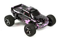 Custom Body Muddy Pink for Traxxas 1/10 Rustler / Stampede Truck Shell Cover