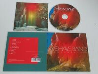 We Have Band/Mouvements ( Naïve NV830711) CD Album Digipak