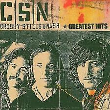 Greatest Hits von Stills & Nash Crosby (2005)