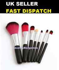 7pcs mini brush kit Sets for Make up eyeshadow blush Cosmetic Brushes Tool UK
