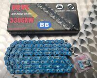 gold RN12 Kettenkit DID 530 ZVM-X Kettensatz Yamaha YZF R1 RN19 17-45-118