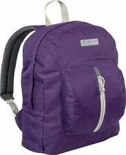 Edinburgh Small 18 Litre Zipped Daysack Rucksack Backpack Walking Purple