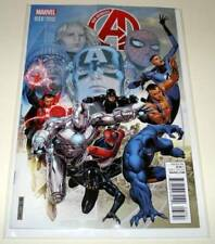 NEW AVENGERS # 33 Marvel Comic June 2015 VFN/NM END OF AN ERA VARIANT COVER