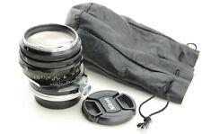 Nikon PC Nikkor 35mm f/3,5,  MF, shift